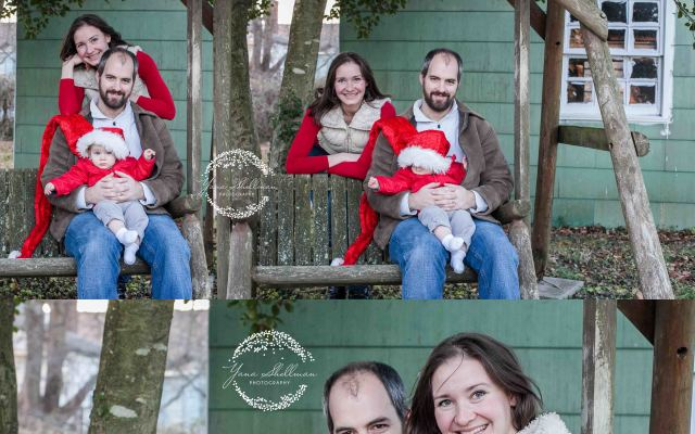 Merry Chritsmas from NJ+Philadelphia Wedding Photographer - Yana Shellman Photography