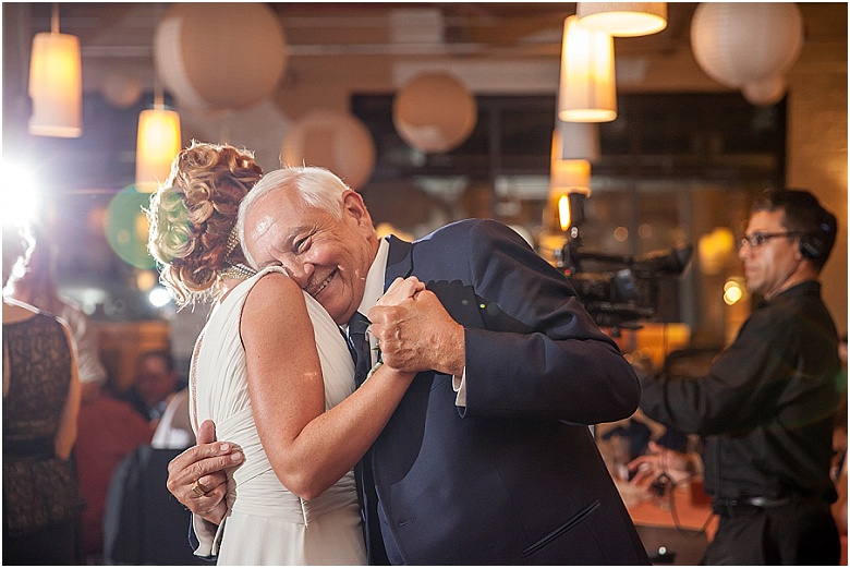 Manayunk Brewery Wedding Photos by Philly Wedding Photographer