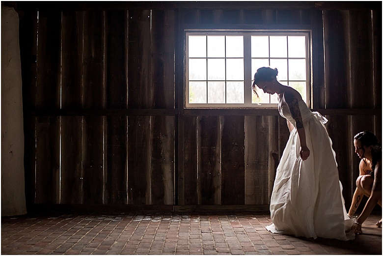 New Jersey Barn Wedding by NJ Wedding Photographer