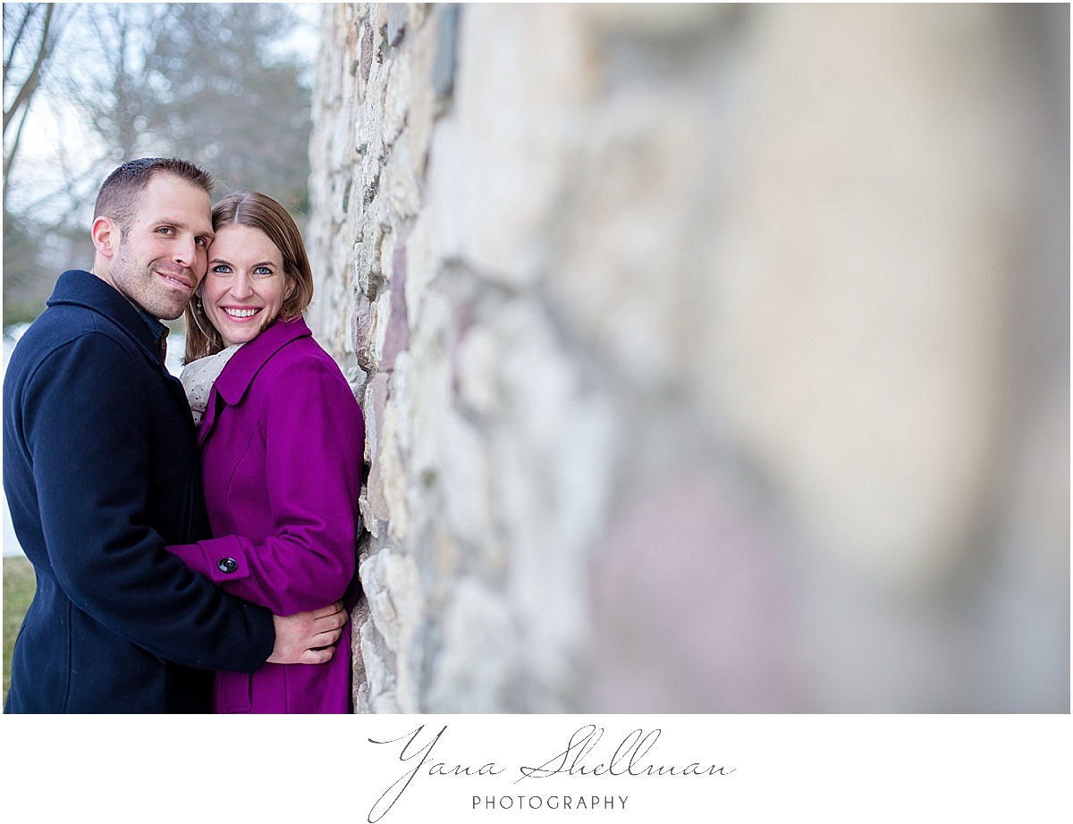 Valley Forge Park Engagement session by Princeton Wedding Photographer