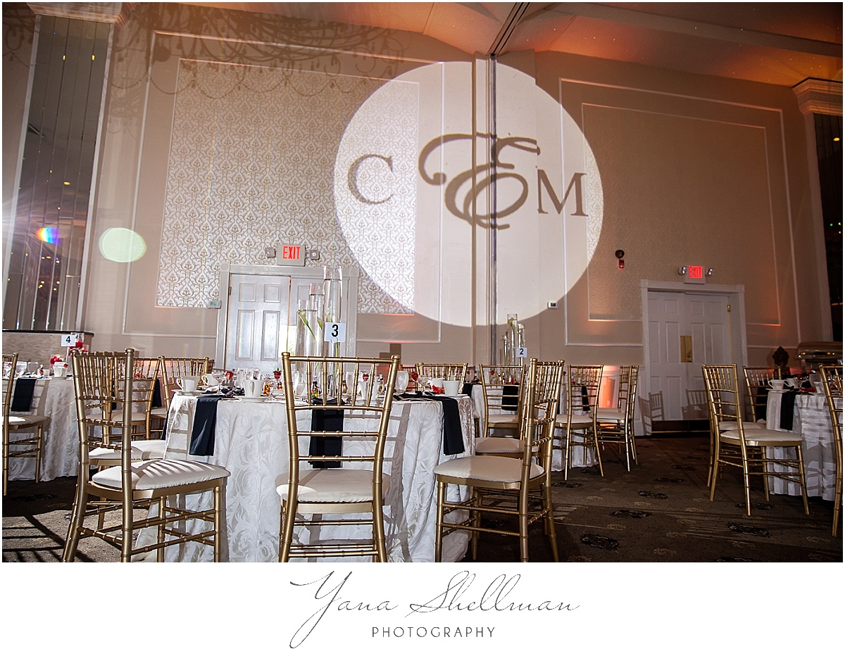 Regal Ballroom wedding by Central Jersey photojornalistic Wedding Photographer