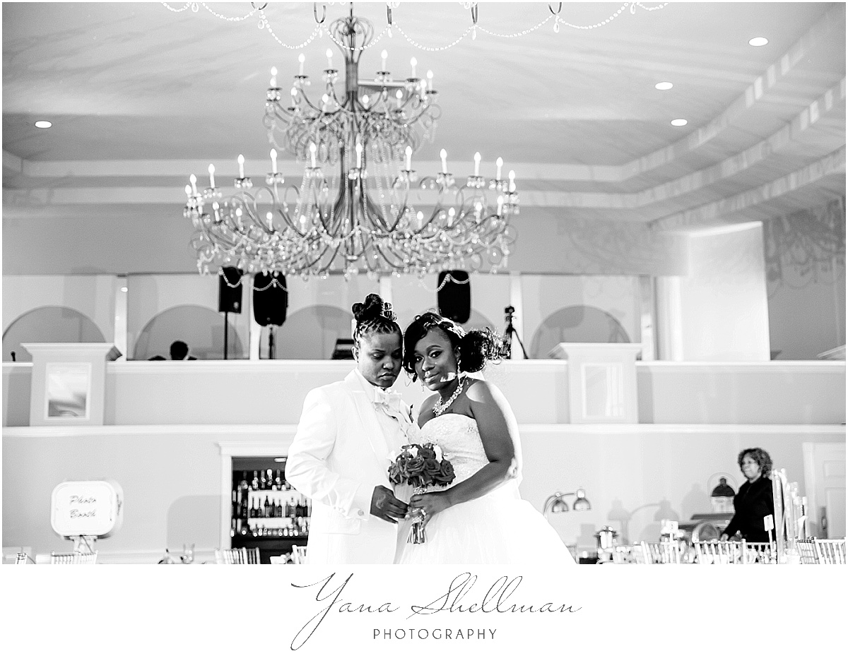 Regal Ballroom wedding by South Jersey rustic Wedding Photographer