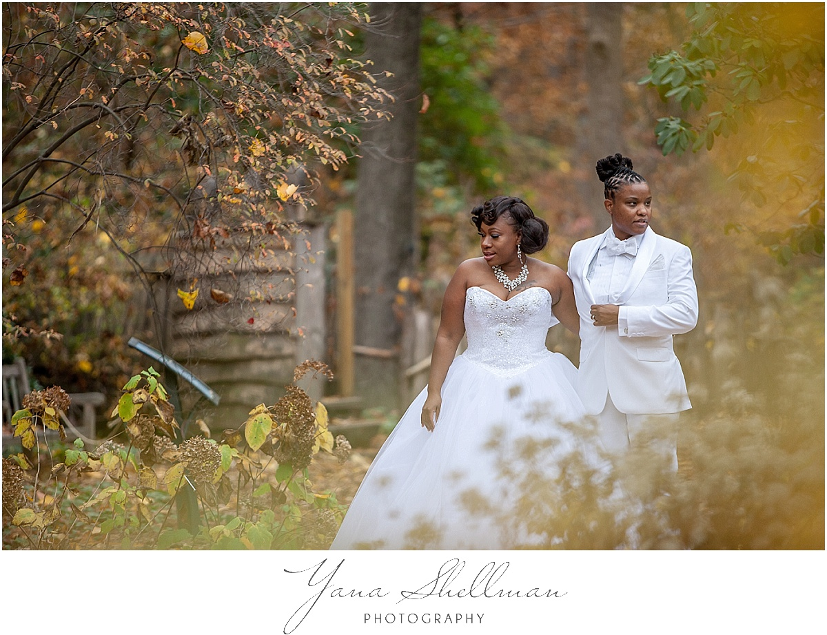 Morris Arboretum Wedding by Philadelphia Wedding Photographer