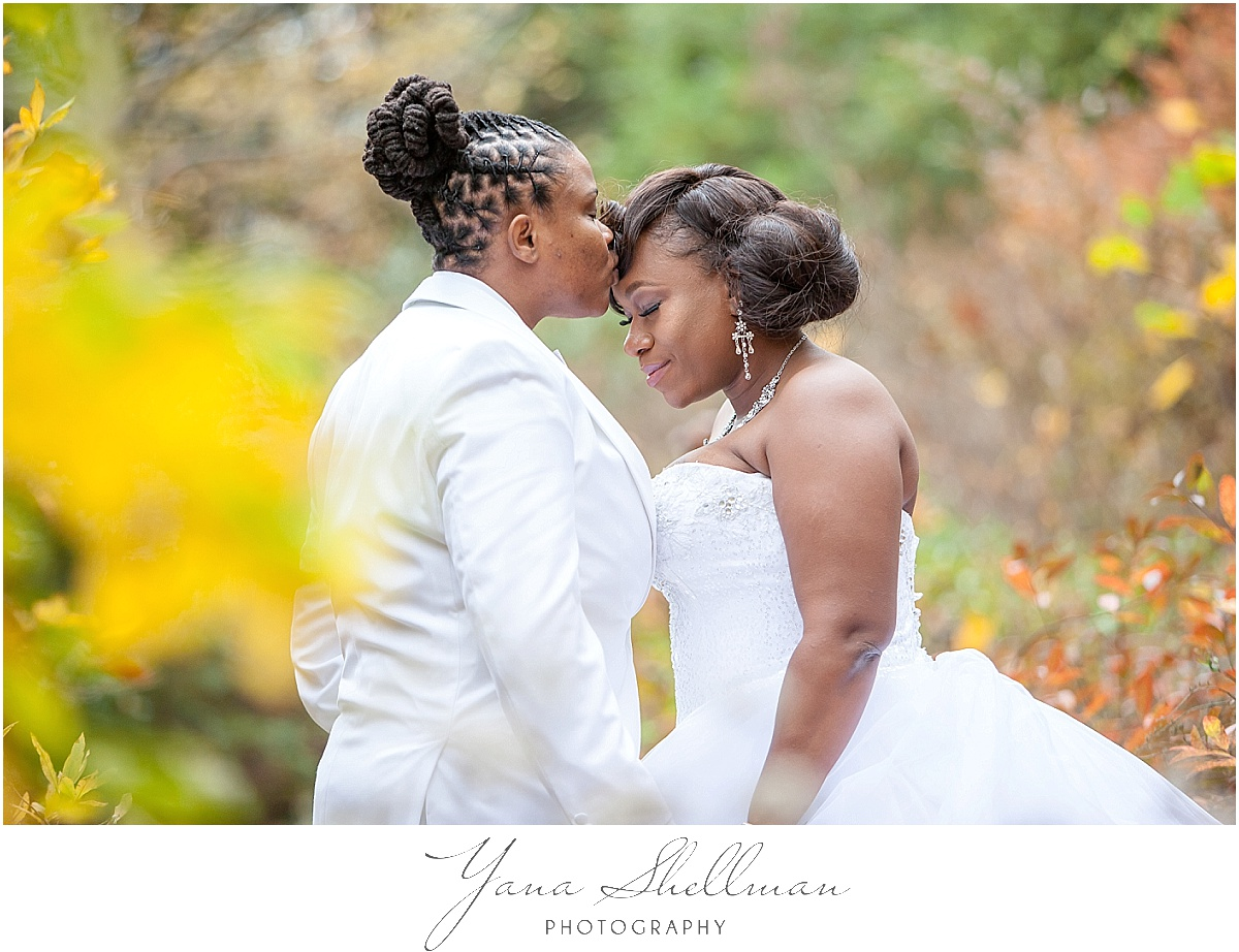 Morris Arboretum Wedding by Philadelphia photojornalistic Wedding Photographer