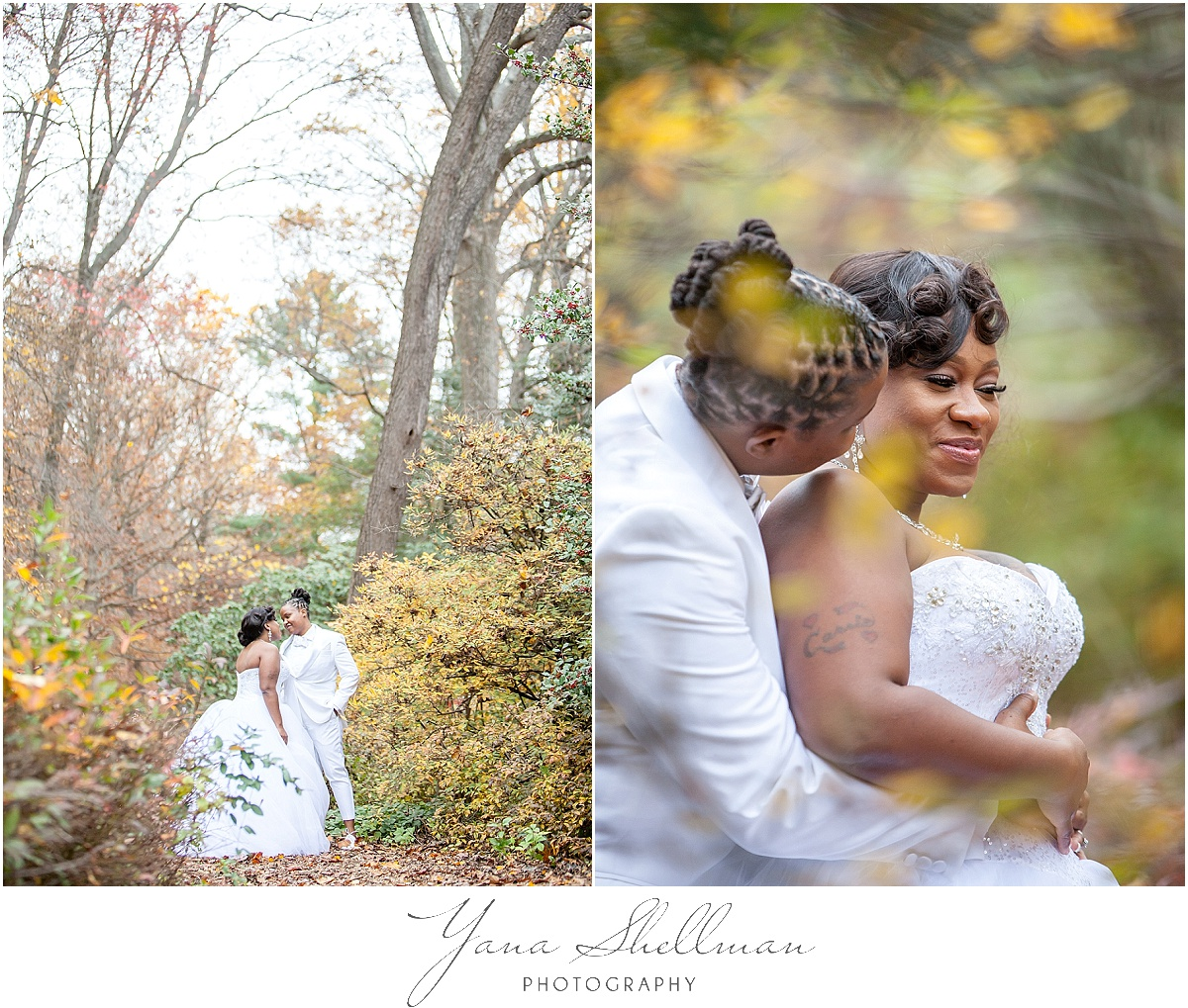 Morris Arboretum Wedding by South Jersey Wedding Photographer