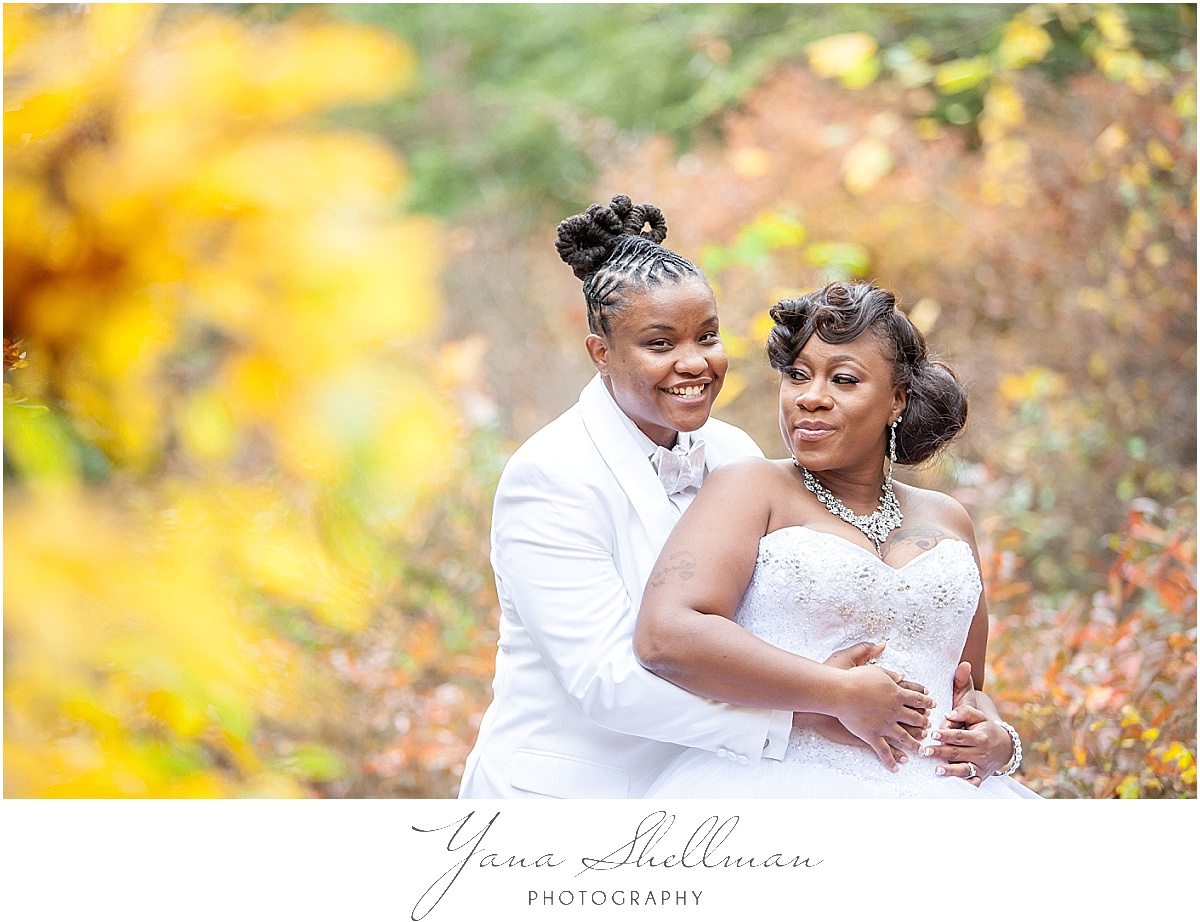 Morris Arboretum Wedding by the best South Jersey Wedding Photographer