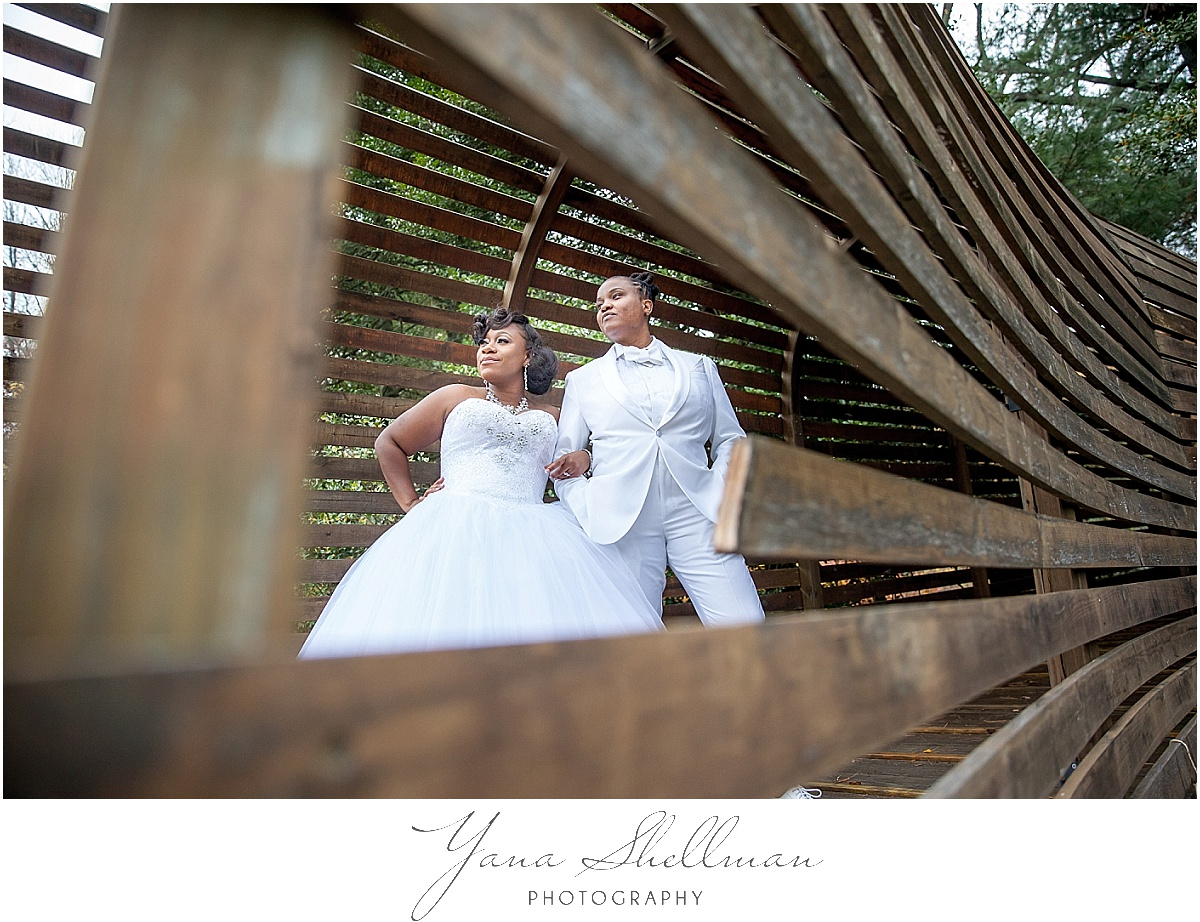 Morris Arboretum Wedding by the best South Jersey photojornalistic Wedding Photographers