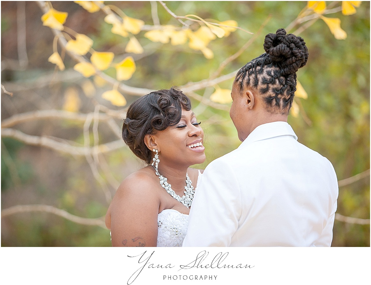 Morris Arboretum Wedding by the best Cherry Hill Wedding Photographers