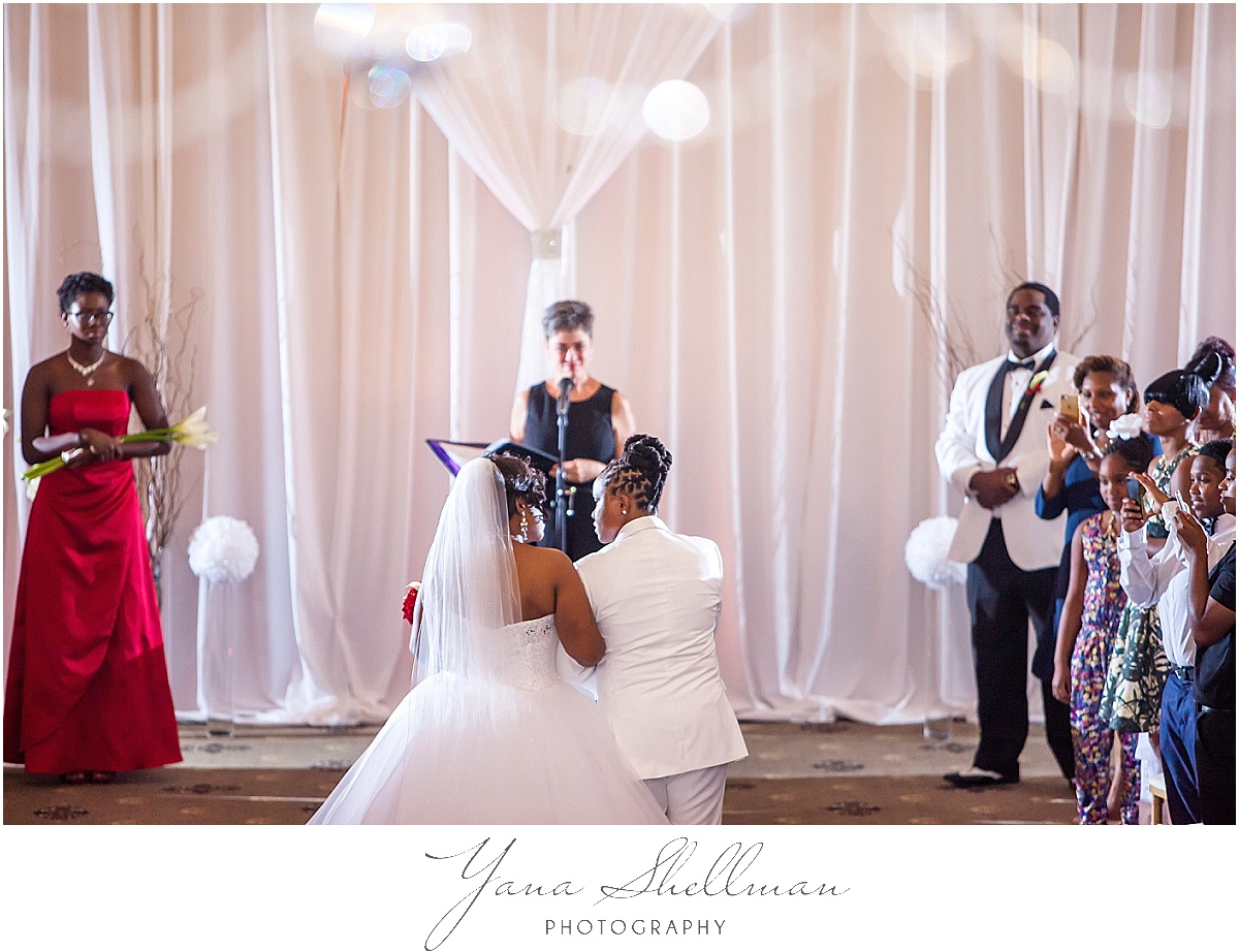 Philadelphia Regal Ballroom wedding by the best Wedding Photographer near Haddonfield