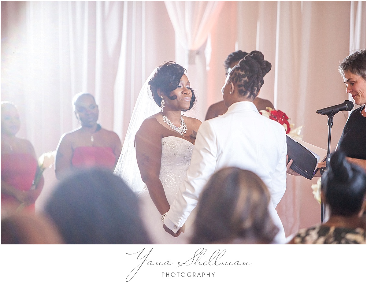 Philadelphia Regal Ballroom wedding by the best Princeton Wedding Photographers near Central Jersey
