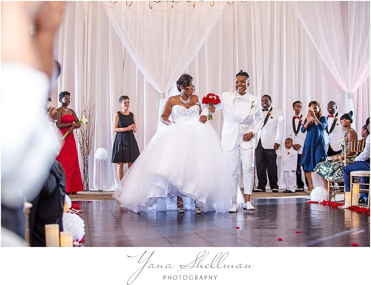 Philadelphia Regal Ballroom wedding by Wedding Photographer near Vineland