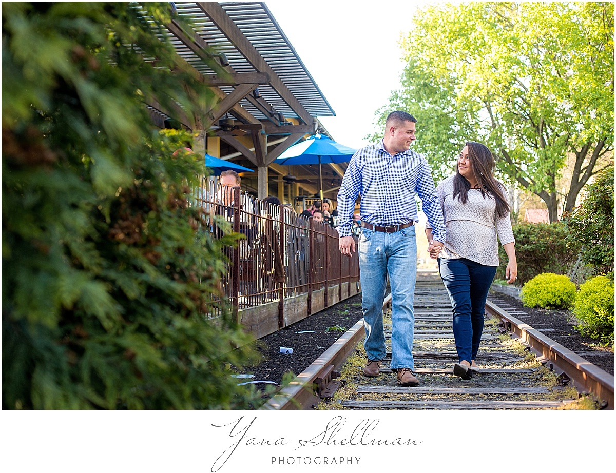 Lambertville Engagement Session by NJ Wedding Photographer