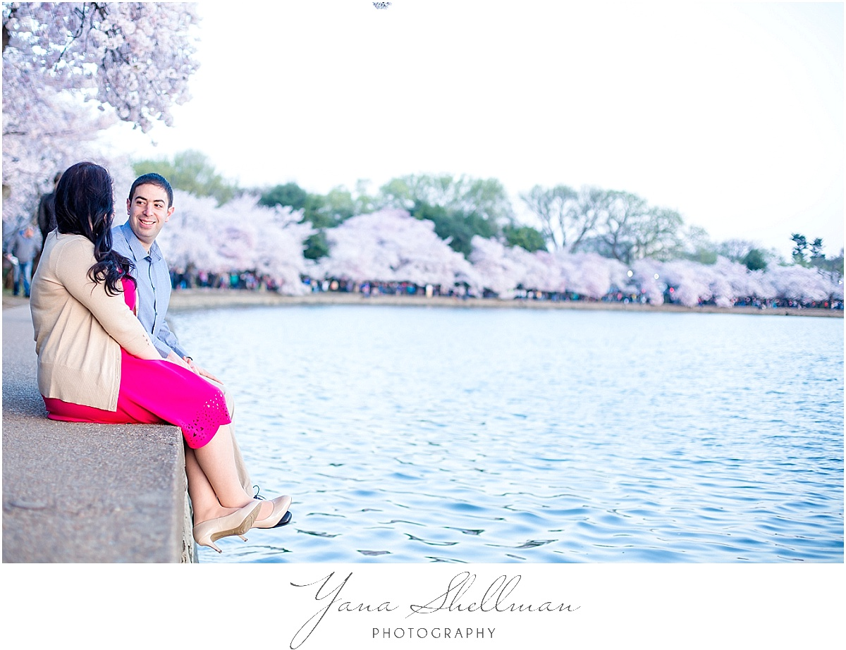 Washington DC Engagement Session by South Jersey Wedding Photographers