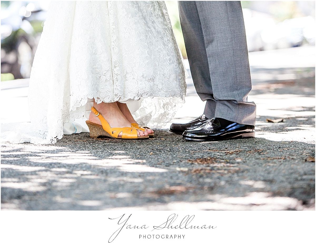 Vandiver Inn Wedding by LBI Wedding Photographer
