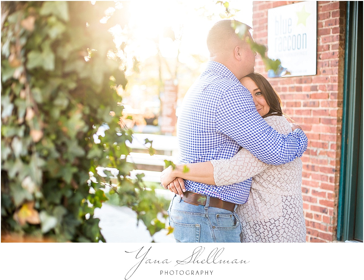 Lambertville Engagement Session by Philadelphia Wedding Photographers
