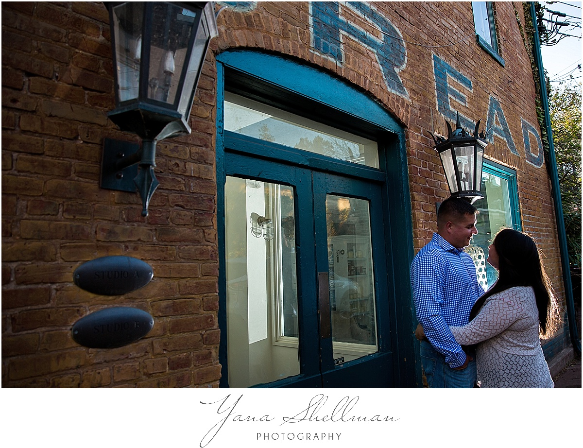 Lambertville Engagement Session by South Jersey Wedding Photographer