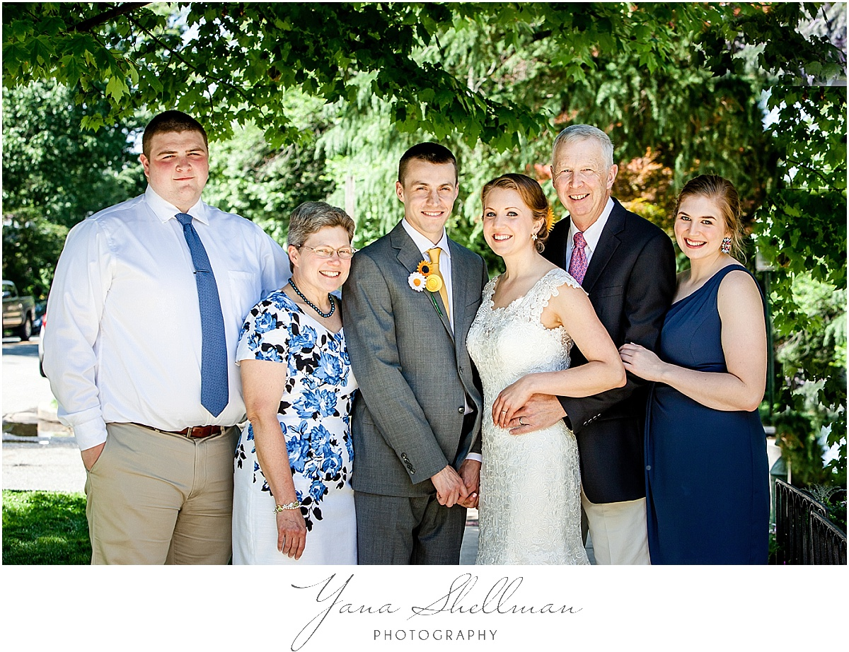 Vandiver Inn Wedding by the top Vineland Wedding Photographers