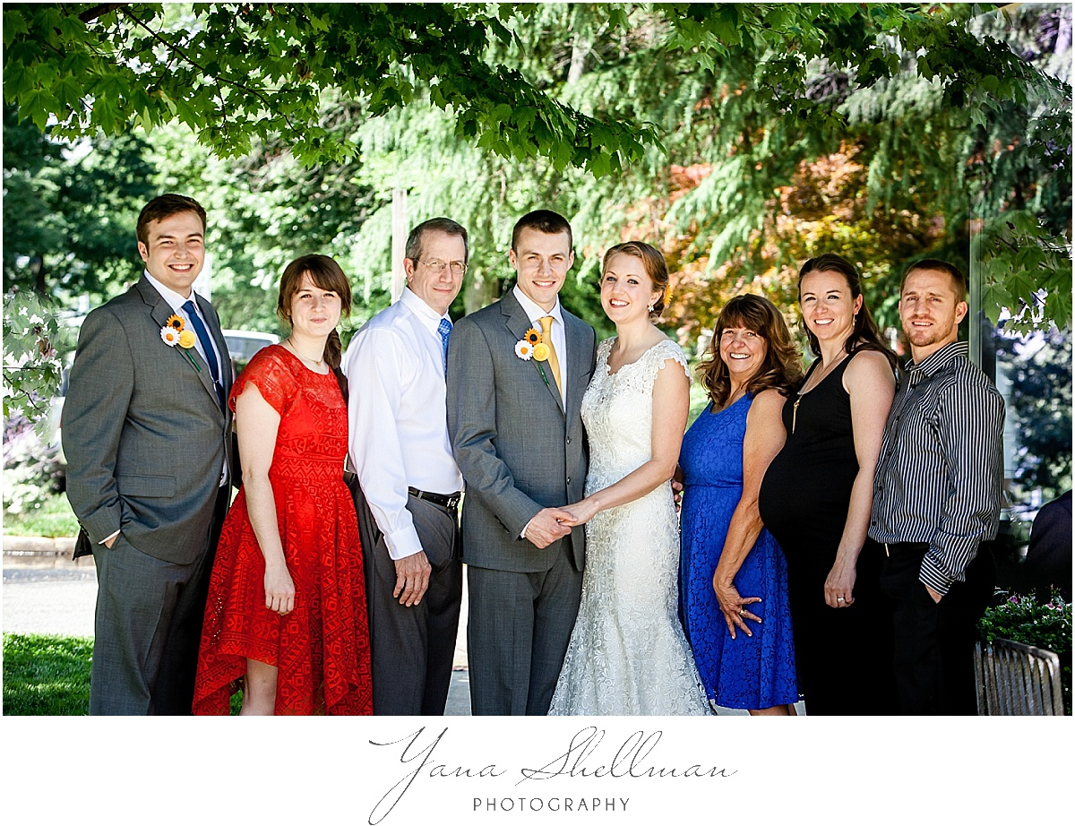 Vandiver Inn Wedding by the top Vineland Wedding Photographer
