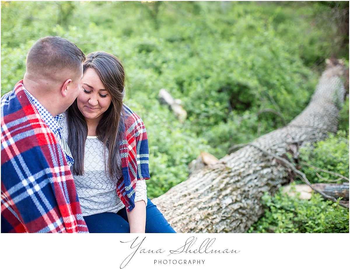 Lambertville Engagement Session by Cape May Wedding Photographer
