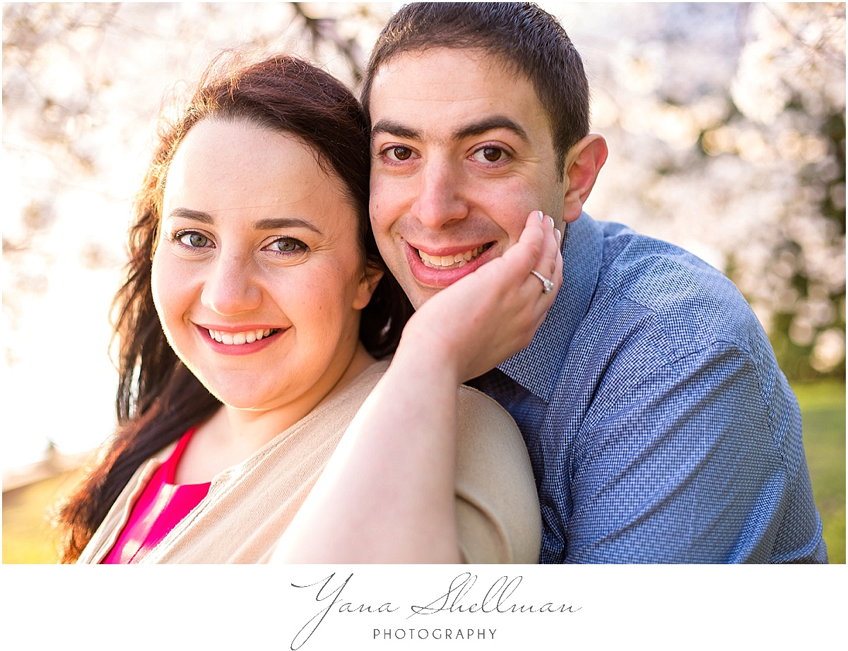 Philadelphia Engagement Session by Cherry Hill Wedding Photographers