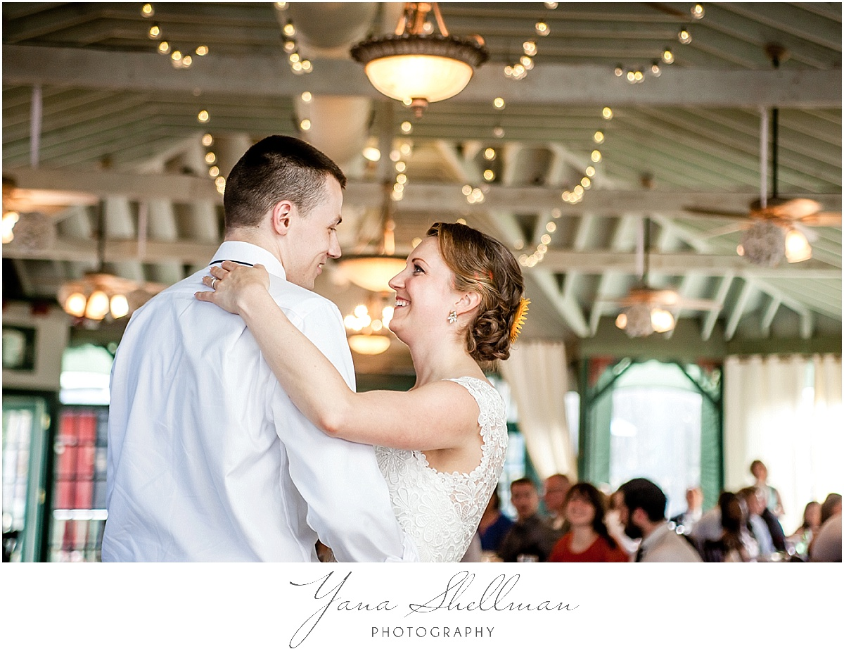 Vandiver Inn Wedding by Princeton Wedding Photographer