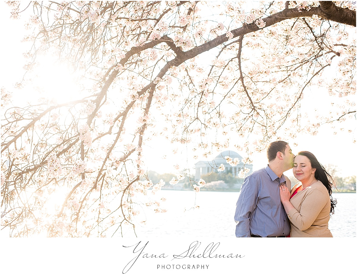 Washington DC Engagement Session by Cape May Wedding Photographer
