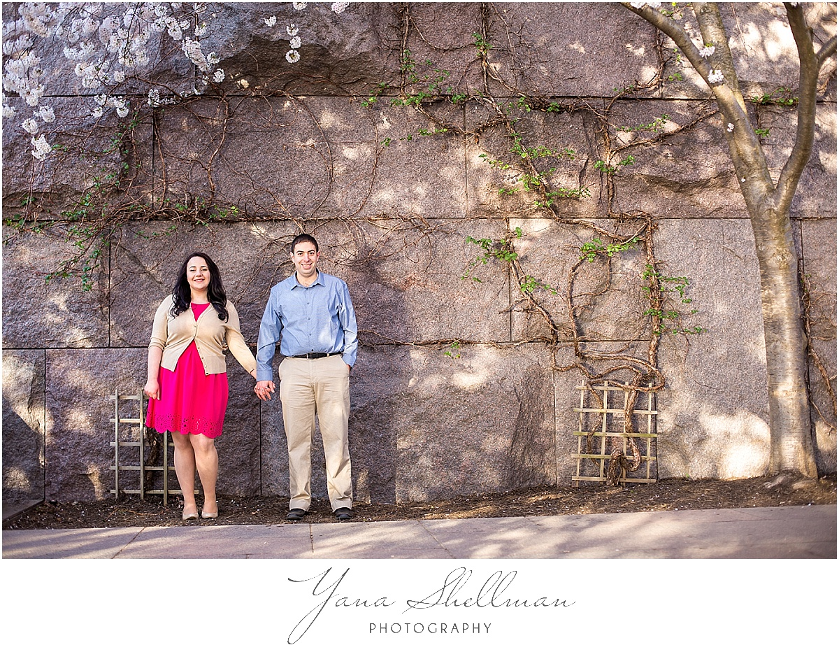 Washington DC Engagement Session by Point Pleasant Wedding Photographer
