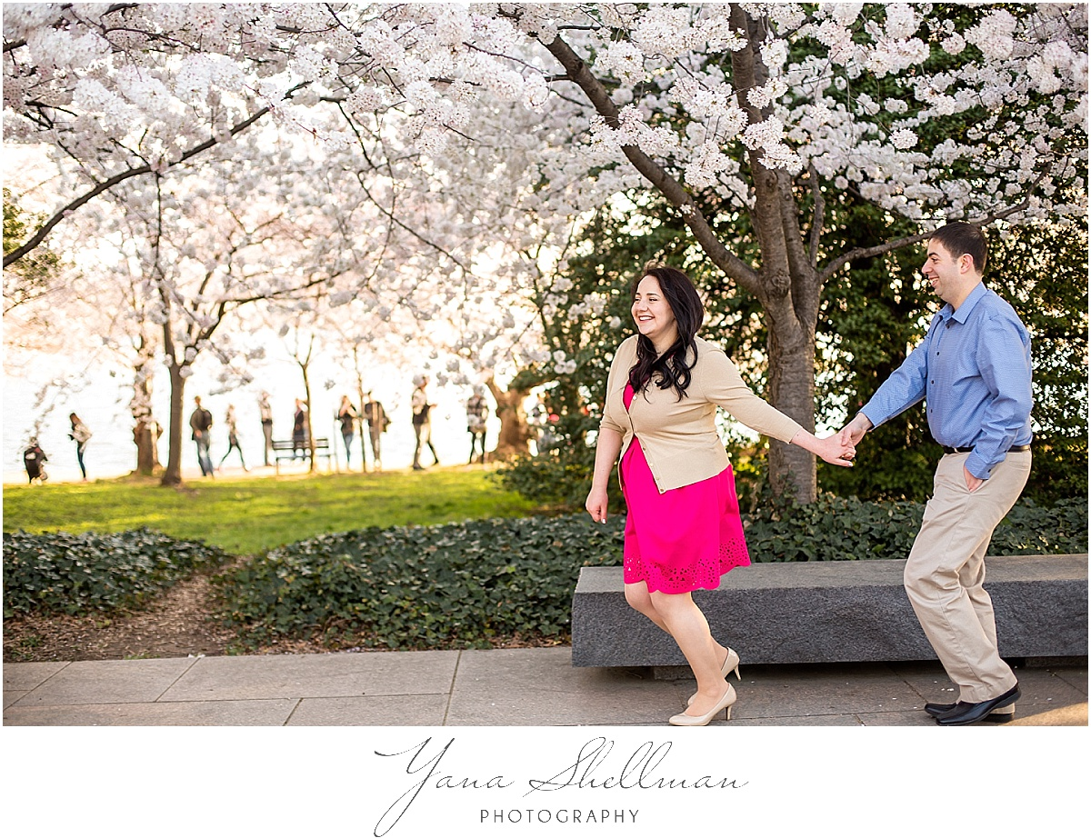 Philadelphia Engagement Session by Point Pleasant Wedding Photographer