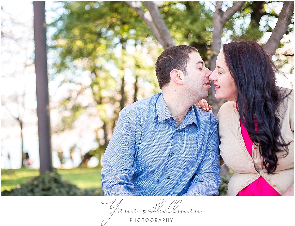 Philadelphia Engagement Session by Vineland Wedding Photographers