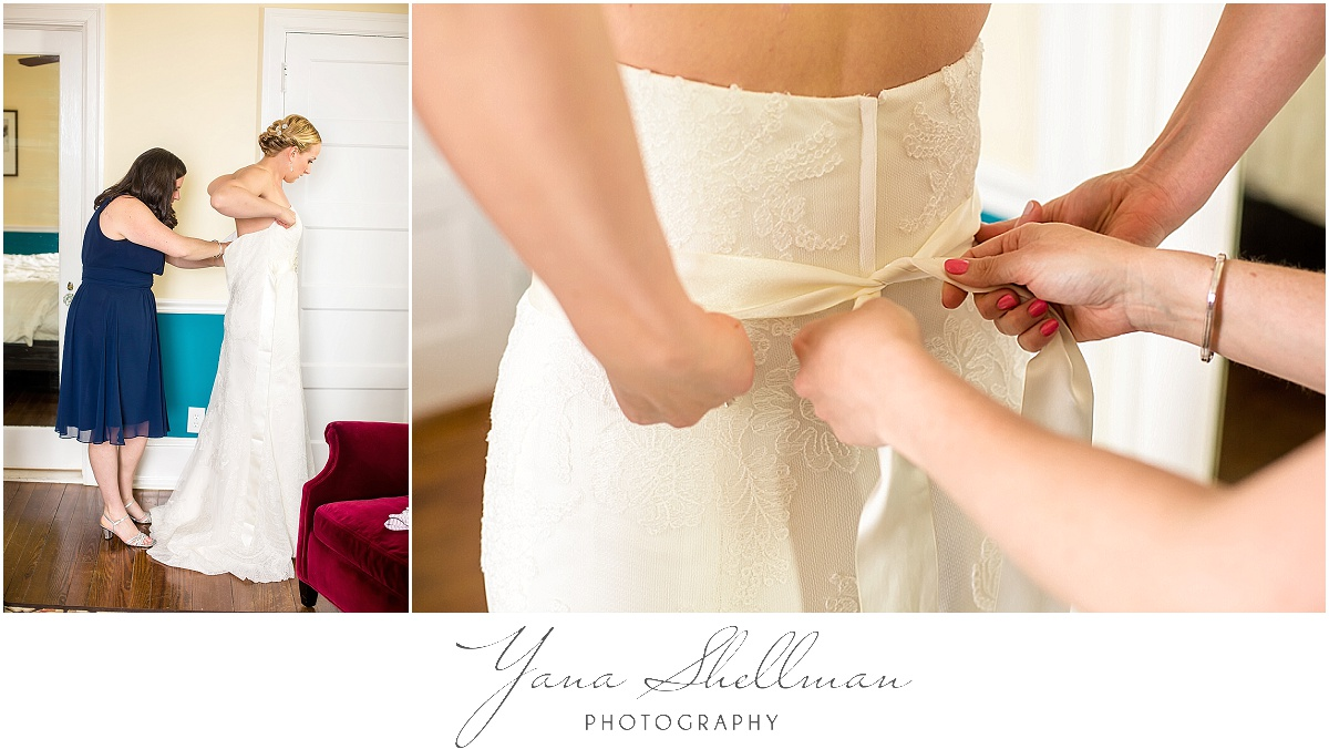 Peter Shields Cape May Wedding by Avalon Wedding Photographer
