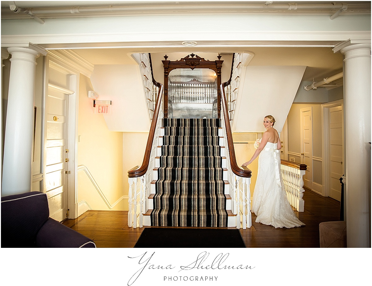 Peter Shields Inn Wedding Photos By Nj Photographer And