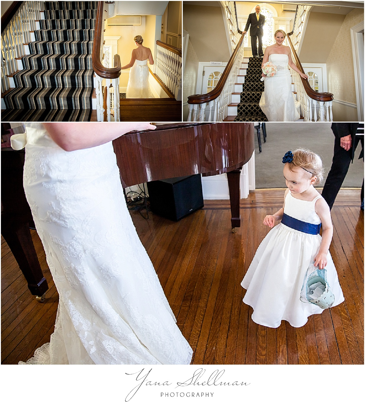 Peter Shields Inn Wedding Photos by South Jersey Wedding Photographer
