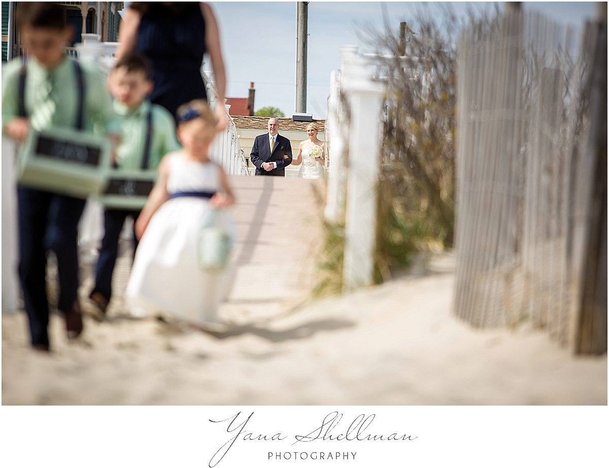 Peter Shields Inn Wedding Photos by Lbi Wedding Photographer