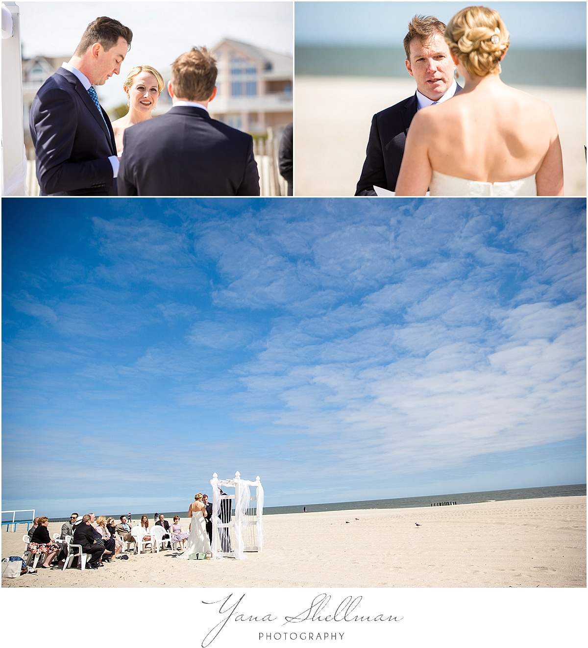 Grand Hotel Wedding by Cape May Wedding Photographer