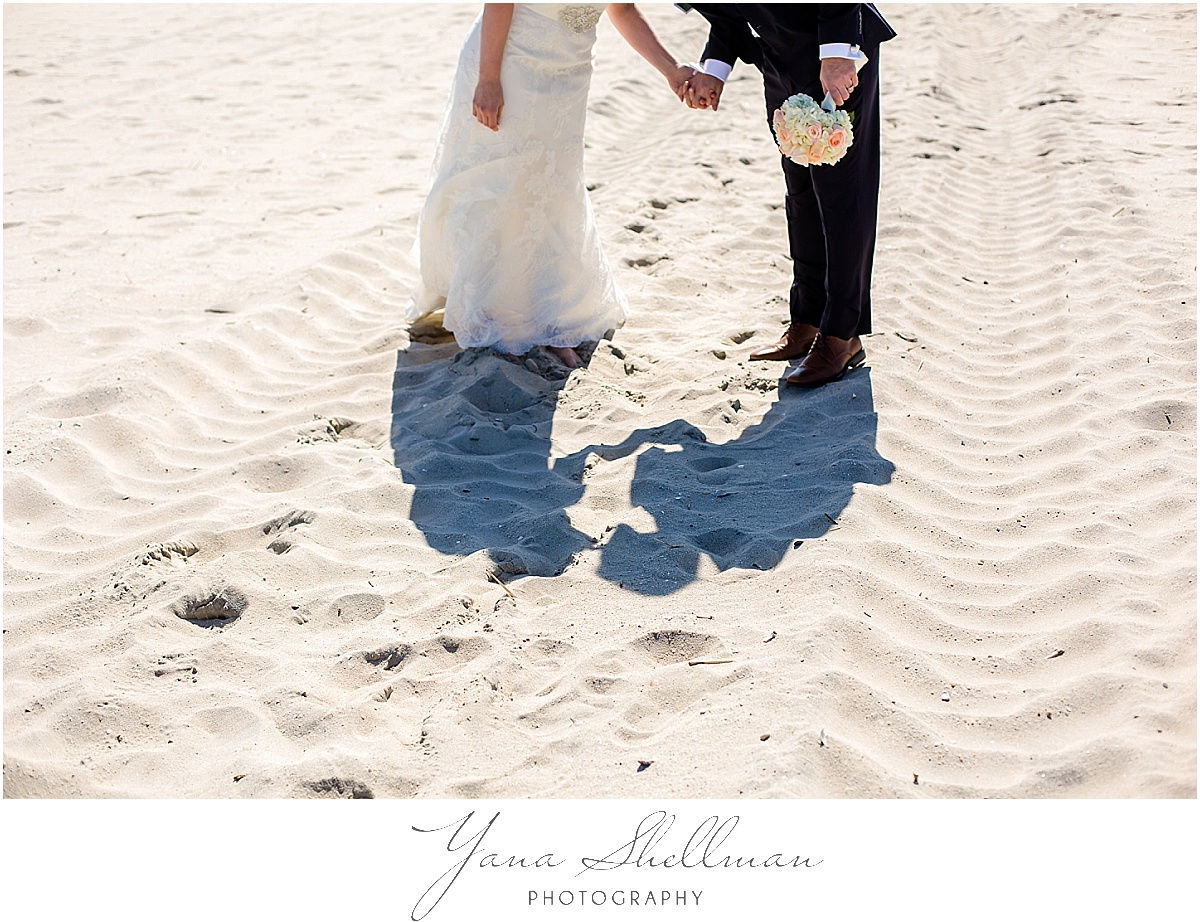 Grand Hotel Wedding Photos by Ocean City Wedding Photographer
