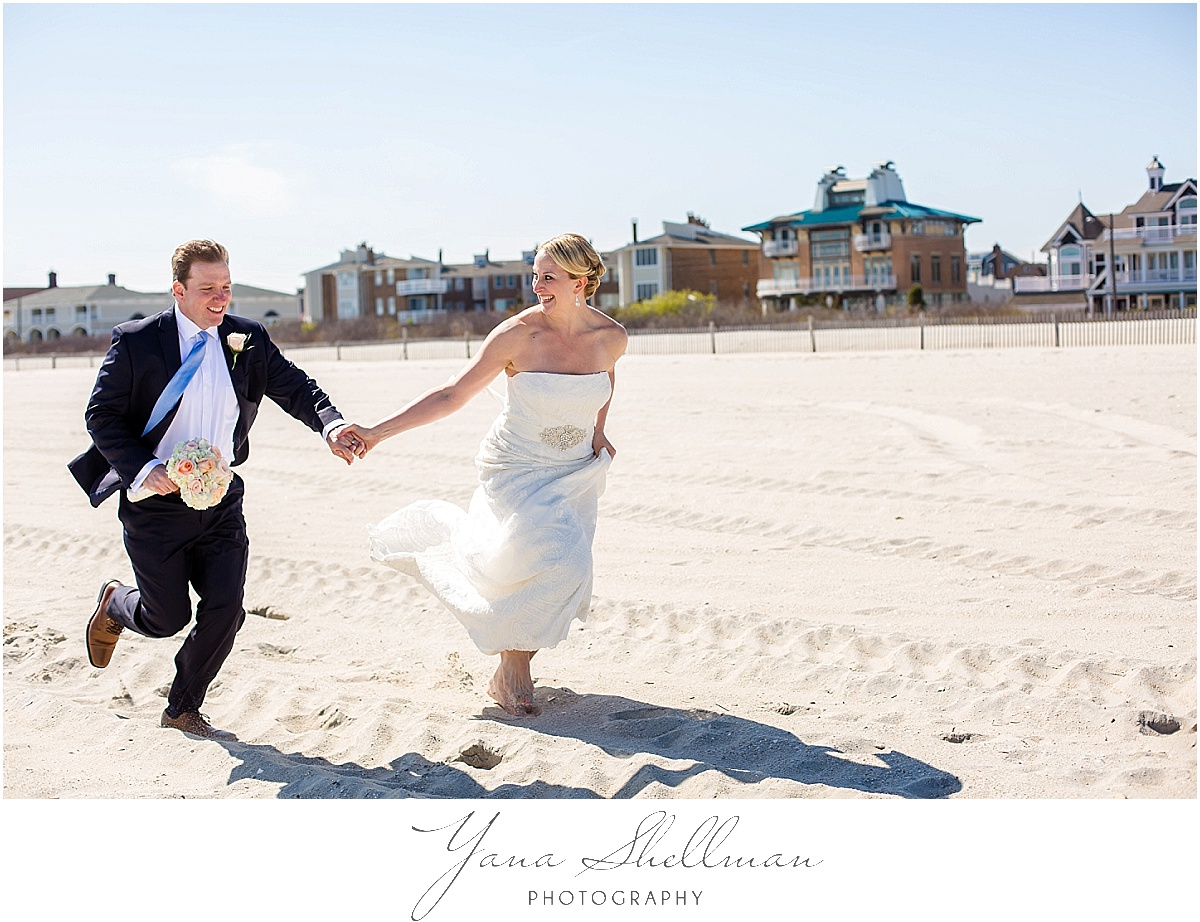 Grand Hotel Wedding Photos by LBI Wedding Photographers
