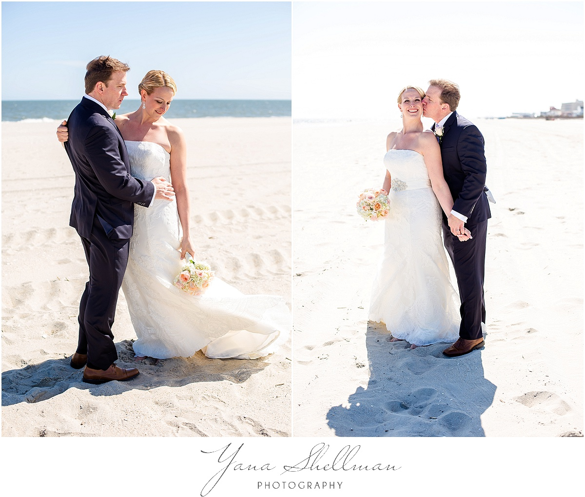 Grand Hotel Wedding Photos by Asbury Park Wedding Photographer