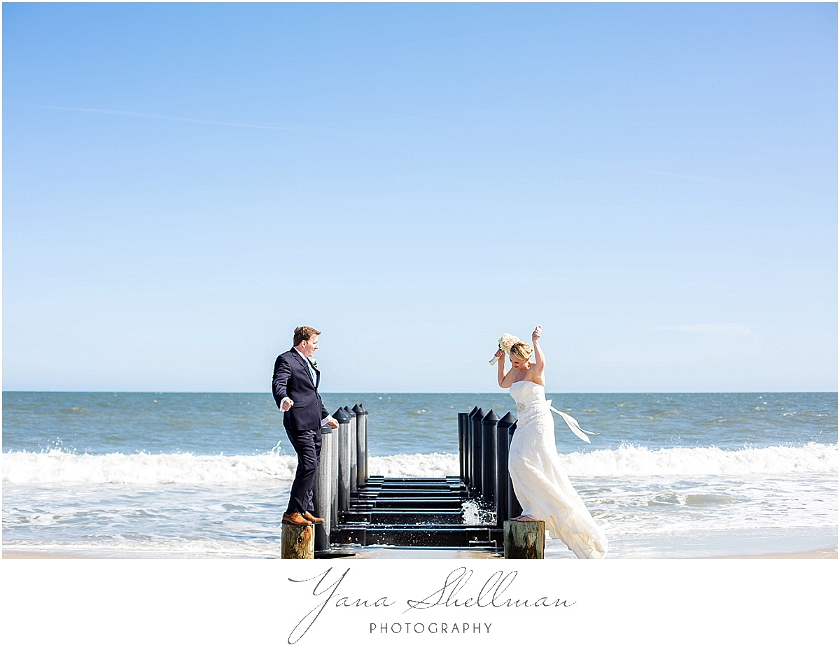 LBI Wedding Photos by Avalon Wedding Photographer