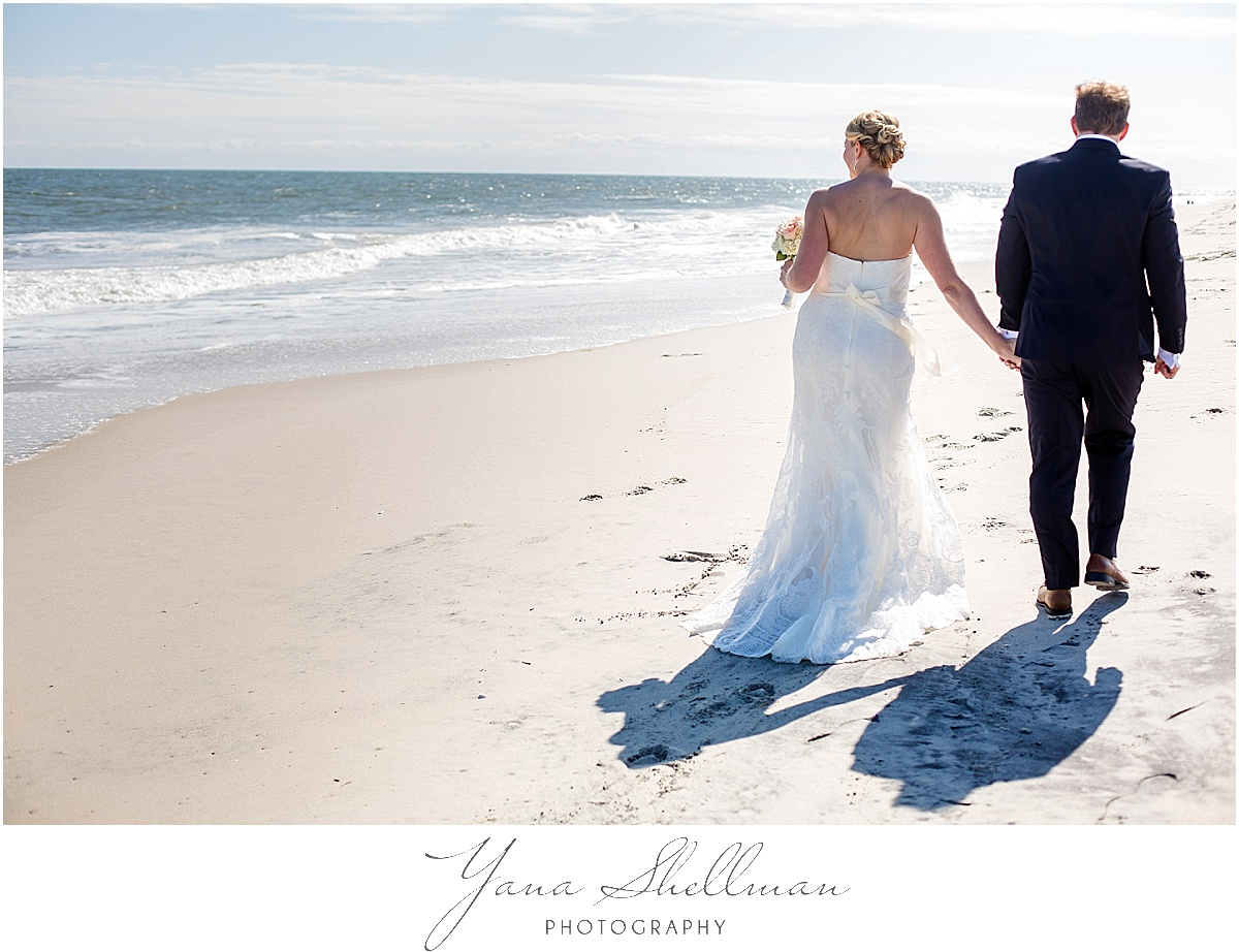 LBI Wedding Photos by Cape May Wedding Photographer