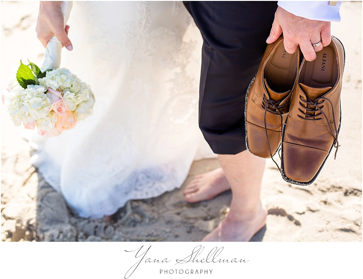Bonnet Island Estate Wedding Photos by South Jersey Wedding Photographer