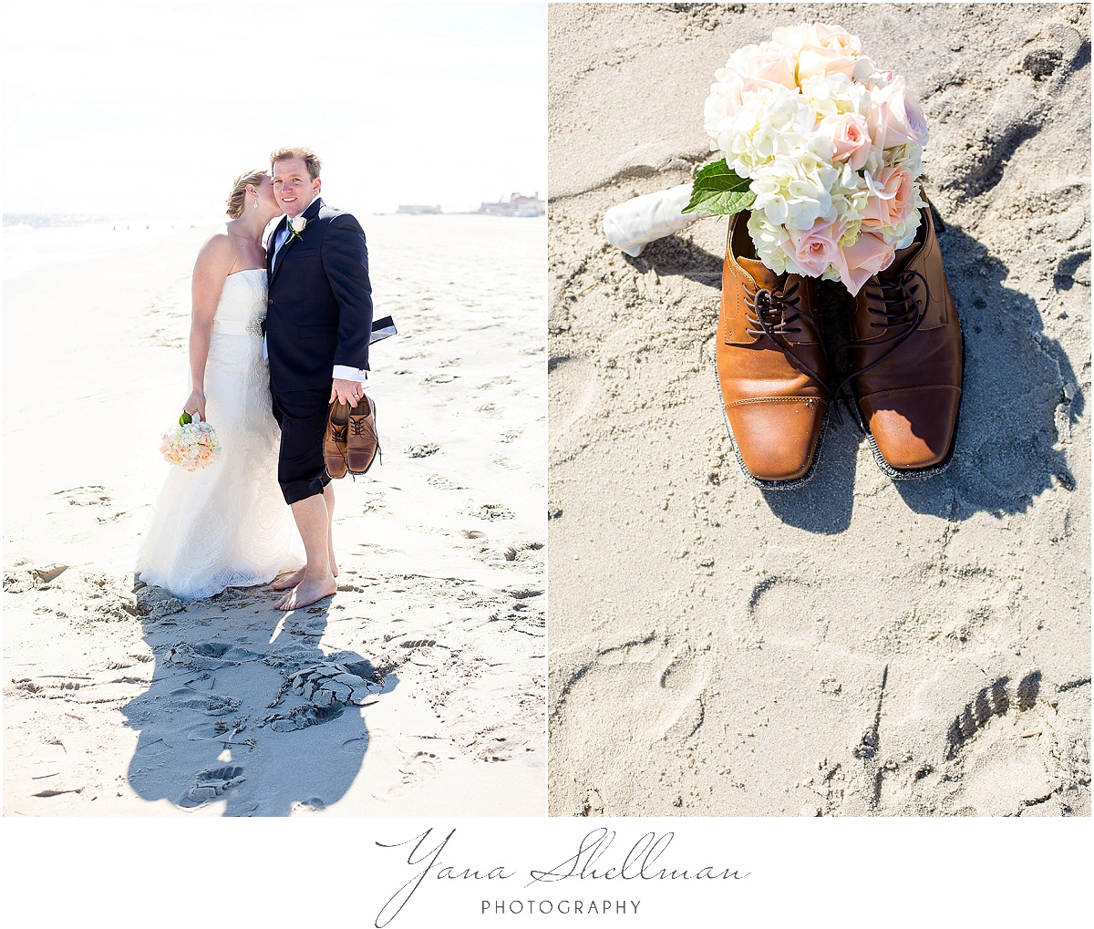 Bonnet Island Estate Wedding Photos by LBI Wedding Photographer