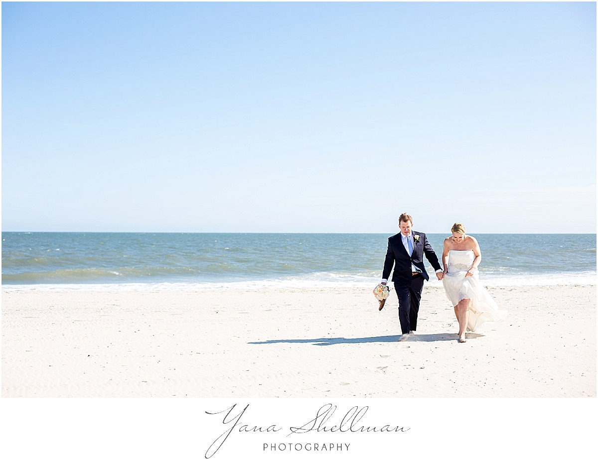 Bonnet Island Estate Wedding Photos by LBI Wedding Photographers