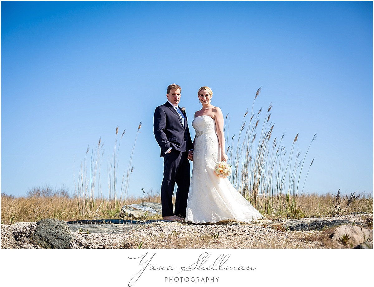 Avalon Yacht Club Wedding Photos by South Jersey Wedding Photographer