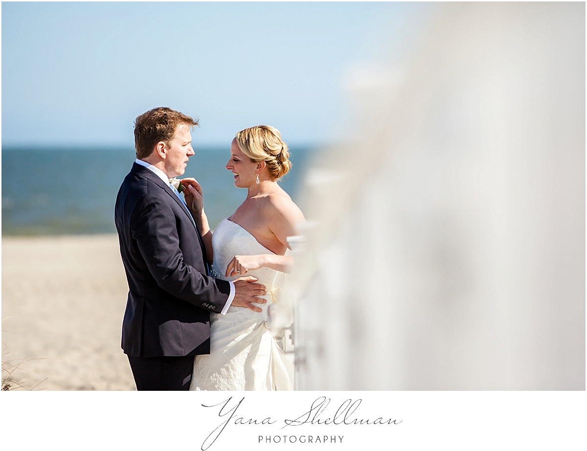 Avalon Yacht Club Wedding Photos by Cape May Wedding Photographer