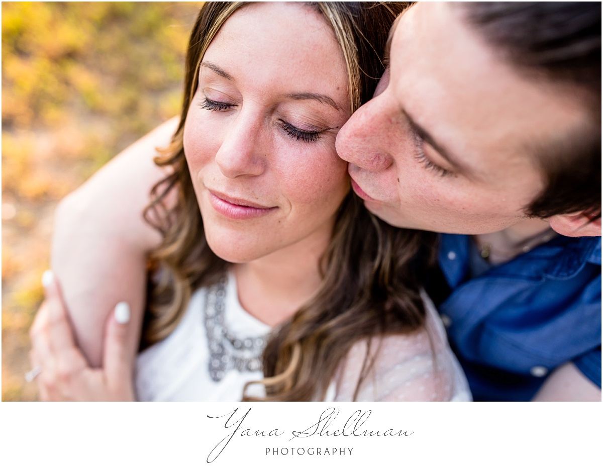 Cedar Gardens Wedding by Philly Wedding Photographers - Lindsay+Rob Philly Engagement Session