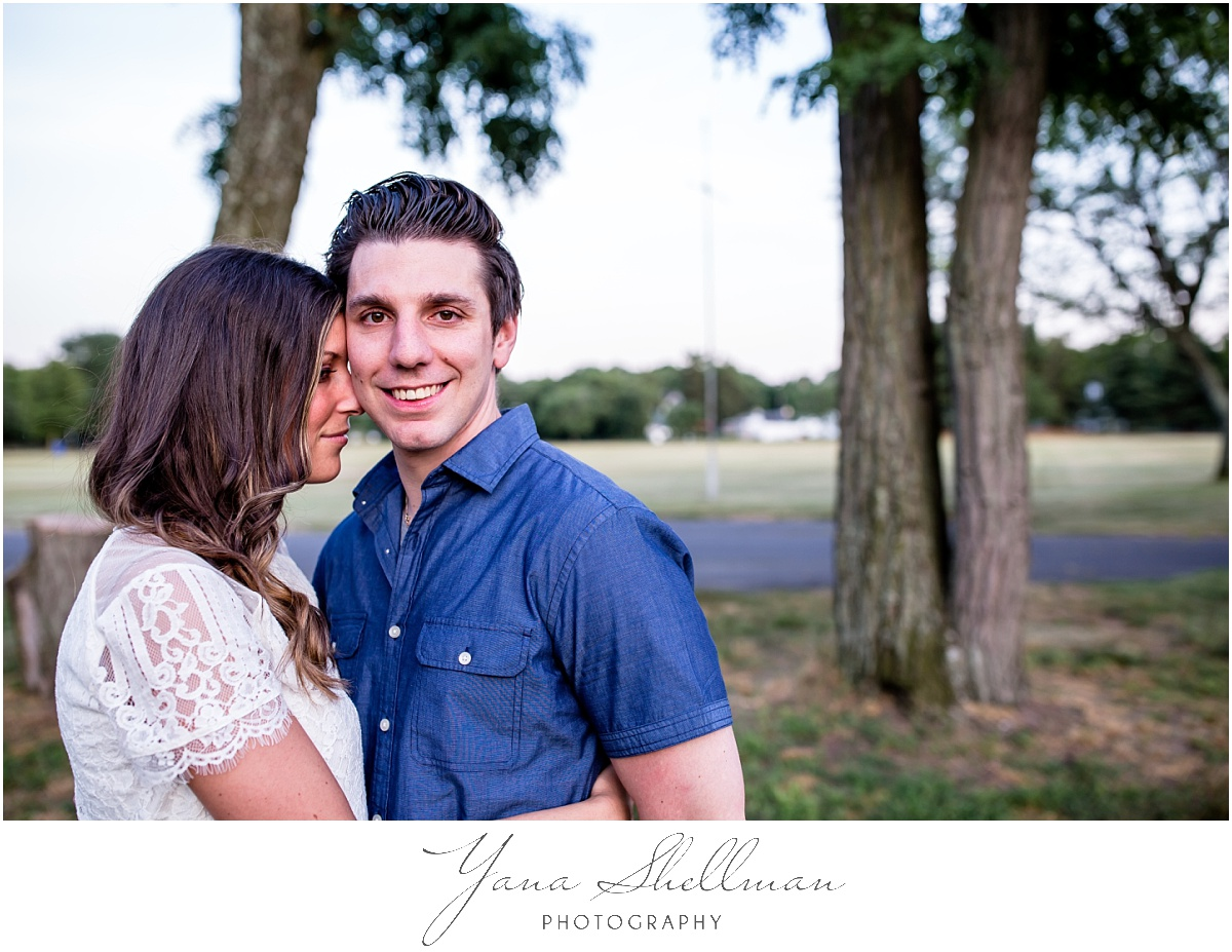 Collingswood Grand Ballroom Wedding by Philly Wedding Photographers - Lindsay+Rob Philly Engagement Session