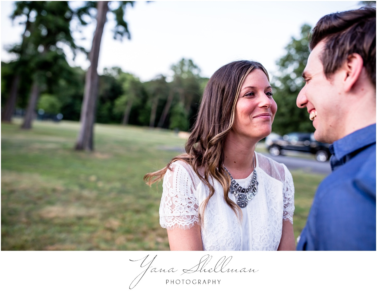 Old York Country Club at Chesterfield Wedding by Philly Wedding Photographer - Lindsay+Rob Haddonfield Engagement Session