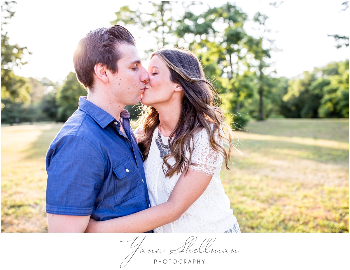 Auletto Caterers Wedding by Cherry hill Wedding photographers - Lindsay+Rob South Jersey Engagement Session
