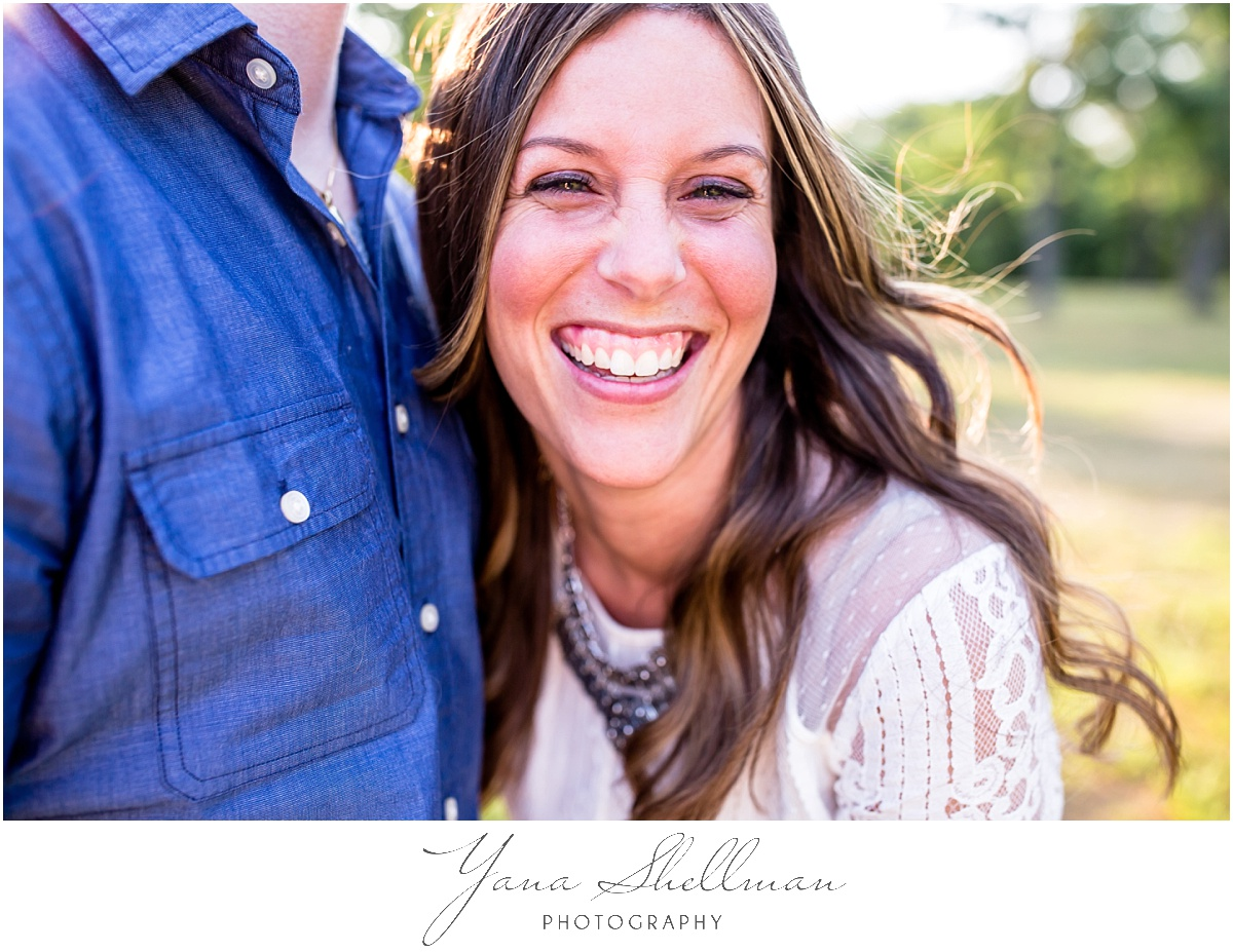 Brigalias Wedding by Cherry Hill Wedding Photographers - Lindsay+Rob engagement session