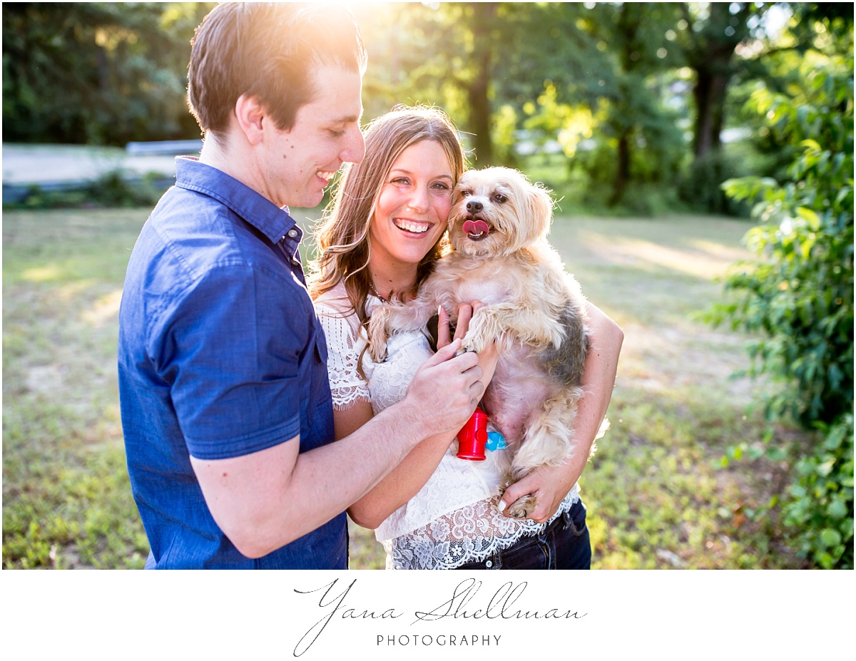 Clarks Landing Yacht Club, Delran Wedding by Cherry Hill Wedding Photographers - Lindsay+Rob Philly Engagement Session